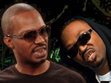 Juicy J and Project Pat