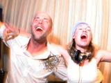 Randy Boyer & Kristina Sky