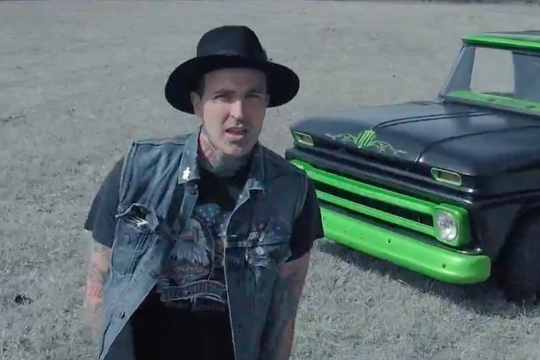 Listen to his new album or looks at his tattooed skin, and you 2019ll know yelawolf, the rapper behind box chevy v