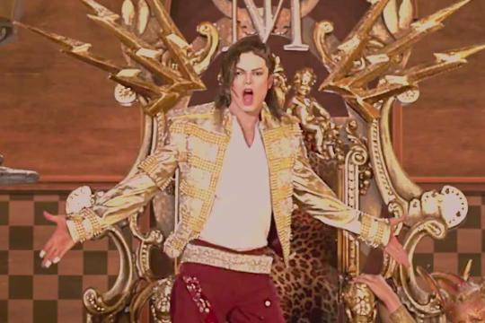 Michael Jackson Slave To The Rhythm Billboard Music