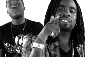 Wale & Meek Mill ft. French Montana - Actin' Up