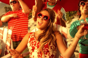 colbie caillat christmas in the sand videolyrics - Colbie Caillat Christmas