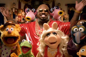 Cee Lo Green ft. The Muppets - All I Need Is Love