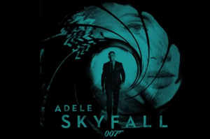 ADELE - Skyfall [Lyric Video]