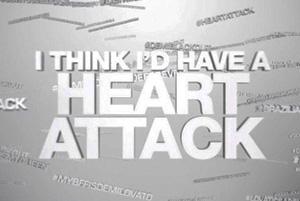 Demi Lovato - Heart Attack [Lyric Video]