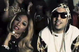 French Montana ft. Trina - Tic Toc [Explicit]