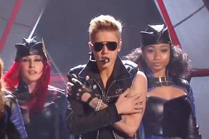 Justin Bieber - Take You [Live]