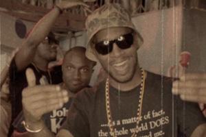 KiD CuDi - Just What I Am ft. King Chip (video+lyrics)