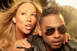 Mariah Carey ft. Miguel - #Beautiful