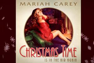 Mariah Carey - Christmas Time Is In The Air Again [Lyric Video]