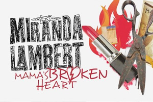 Miranda Lambert - Mama's Broken Heart [Lyric Video]