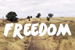 Nicki Minaj - Freedom [Lyric Video]