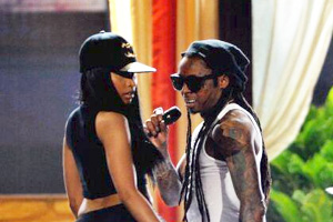 Nicki Minaj ft. Lil Wayne - High School [Live]