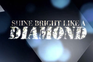 Rihanna - Diamonds [Lyric Video] (video+lyrics)