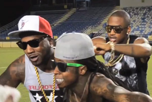 Trey Songz ft. Young Jeezy & Lil Wayne - Hail Mary [Behind The Scenes]