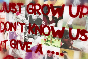 Avril Lavigne - Here's To Never Growing Up [Lyric Video]