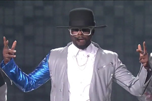 will.i.am ft. Justin Bieber - #thatPOWER [Live]