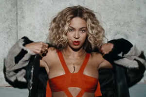 Beyonce - Yonce (starring Joan Smalls, Chanel Iman & Jourdan Dunn)