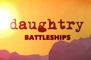 Daughtry - Battleships [Lyric Video]