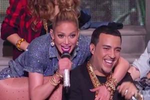 Jennifer Lopez ft. French Montana - I Luh Ya Papi [Live]