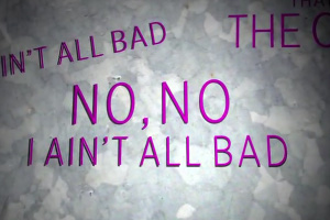 Justin Bieber - All Bad [Lyric Video]