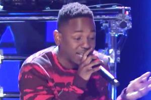 Kendrick Lamar - m.A.A.d. City [Live]