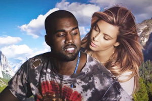 Kanye West ft. Charlie Wilson - Bound 2 [Explicit] (starring Kim Kardashian)