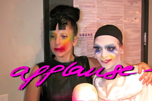 Lady Gaga - Applause [Lyric Video]