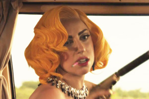 Lady Gaga - Aura [from Machete Kills] [Lyric Video]