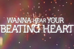 Ellie Goulding - Beating Heart [from Divergent] [Lyric Video]