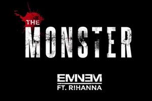 Eminem ft. Rihanna - The Monster [Audio]