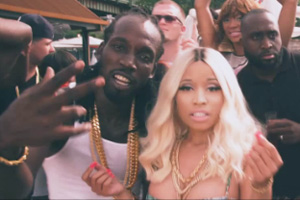 Mavado ft. Nicki Minaj - Give It All To Me
