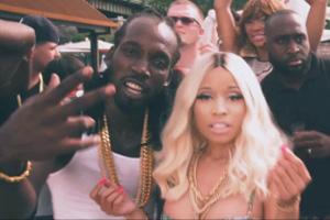 Mavado ft. Nicki Minaj - Give It All To Me