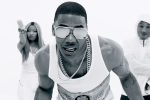 Nelly ft. Nicki Minaj & Pharrell Williams - Get Like Me [Explicit]