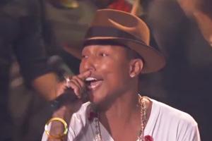 Pharrell Williams - Happy [Live]
