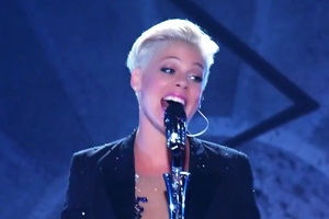 P!nk - Are We All We Are [Live Video]