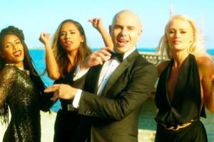 Pitbull ft. G.R.L. - Wild Wild Love