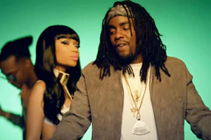 Wale ft. Nicki Minaj & Juicy J - Clappers [Explicit]