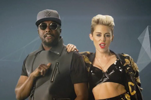 will.i.am ft. Miley Cyrus, French Montana & Wiz Khalifa - Feelin' Myself [Explicit]