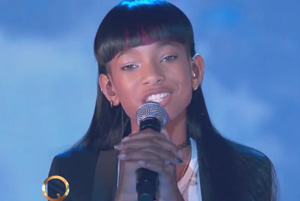 Willow Smith - Summer Fling [Live]