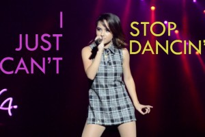 Becky G - Can't Stop Dancin' [Lyric Video]