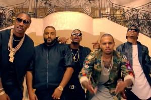 DJ Khaled ft. Chris Brown, August Alsina, Future & Jeremih - Hold You Down