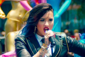 Demi Lovato ft. Cher Lloyd - Really Don't Care