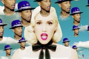 Gwen Stefani ft. Pharrell Williams - Spark The Fire