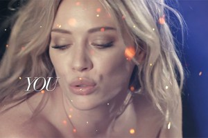 Hilary Duff - All About You [Lyric Video]