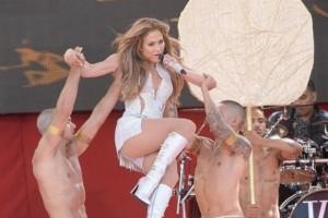 Jennifer Lopez - Booty [Live]