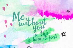 Jennifer Nettles - Me Without You [Lyric Video]