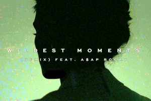 Jessie Ware ft. A$AP Rocky - Wildest Moments (Remix) [Audio]