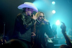 Justin Moore ft. Vince Neil - Home Sweet Home