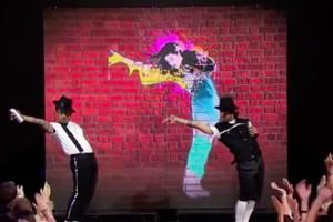 Michael Jackson ft. Usher & Les Twins - Love Never Felt So Good [iHeartRadio Music Awards]
